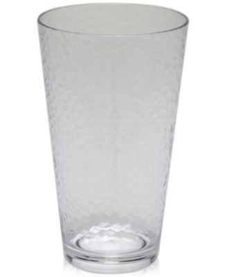 Certified International Acrylic Clear Highball Glass