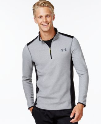Under Armour ColdGear® Infrared Half-Zip Performance Sweatshirt ...