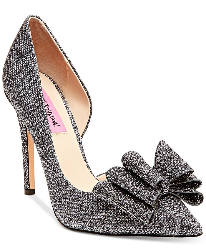 Betsey Johnson - Prince d'Orsay Evening Pumps