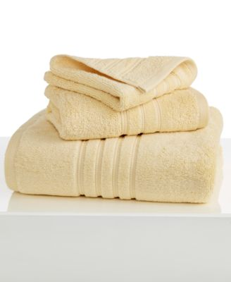 "CLOSEOUT! Hotel Collection MicroCotton® Luxe 13"" Square Washcloth"