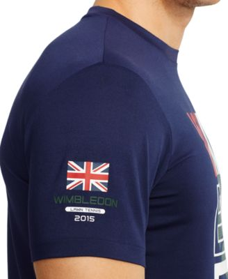 Polo Ralph Lauren Wimbledon RLX Performance T-Shirt