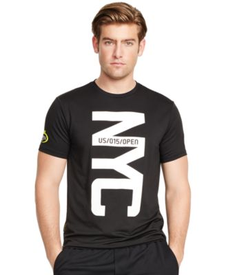 Polo Ralph Lauren US Open RLX NYC Performance Jersey T-Shirt