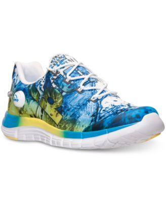 Reebok Men's ZPump Fusion Splash Running Sneakers.