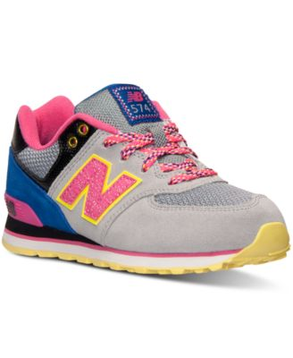 little girls 574 new balance