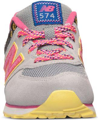 little girls 574 new balance