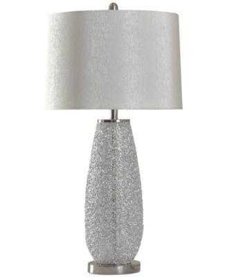 StyleCraft Spun Metal Table L&  sc 1 st  Macyu0027s & StyleCraft Spun Metal Table Lamp - Lighting u0026 Lamps - For The Home ... azcodes.com