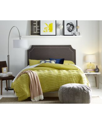 Corinth Upholstered Headboard - Queen