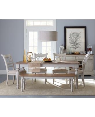Montauk Dining Furniture Collection Only At Macys