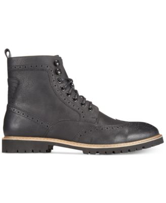 Bar Iii Maddox Wingtip Boots Only At Macy S