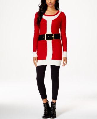 Santa Dresses for Juniors