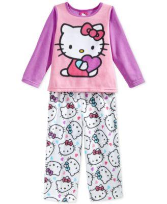 Minnie Mouse Toddler Girls' 2-Piece Pajamas - Kids & Baby - Macy's
