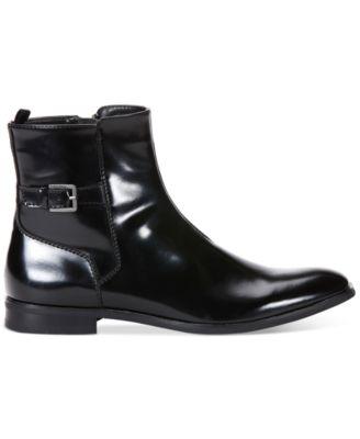 Calvin Klein Tyson Dress Buckle Boots - Shoes - Men - Macy\'s