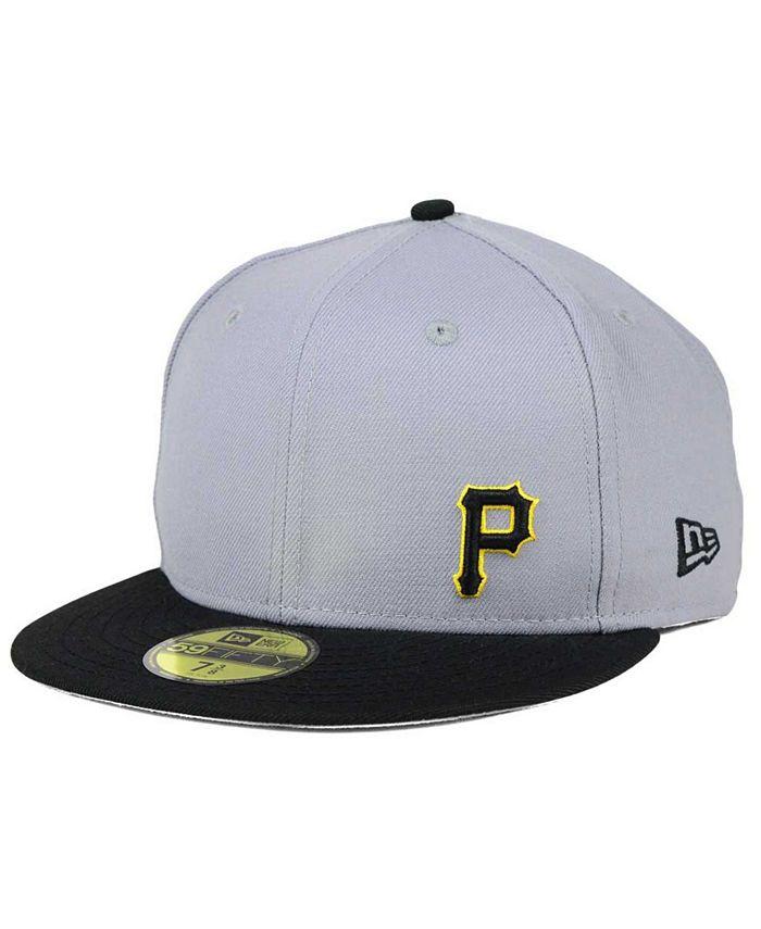 New Era - Pittsburgh Pirates Smalls 59FIFTY Cap