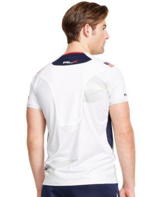 Polo Ralph Lauren US Open RLX Pieced T-Shirt