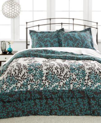 central park 3piece king comforter set
