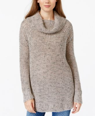 American Rag Juniors' Cowl-Neck Sweater, Only at Macy's - Sweaters ...