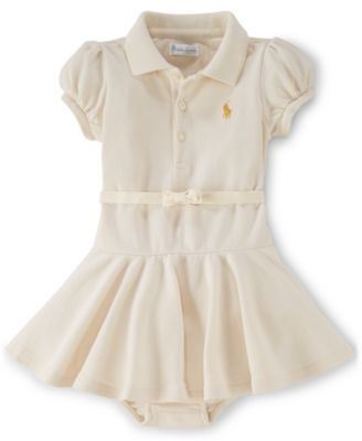 Girl Polo Dress