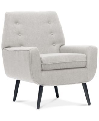 Jla Dylan Fabric Accent Chair Direct Ship Furniture