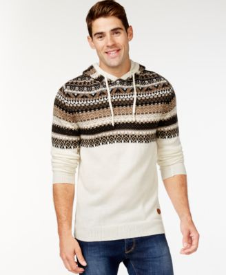 Buffalo David Bitton Findus Hoodie - Hoodies & Sweatshirts - Men ...