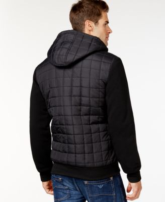 Ring of Fire Quilted Fleece Jacket - Coats & Jackets - Men - Macy's