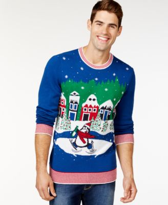 Unisex Ugly Christmas Sweater Kit - Sweaters - Men - Macy's