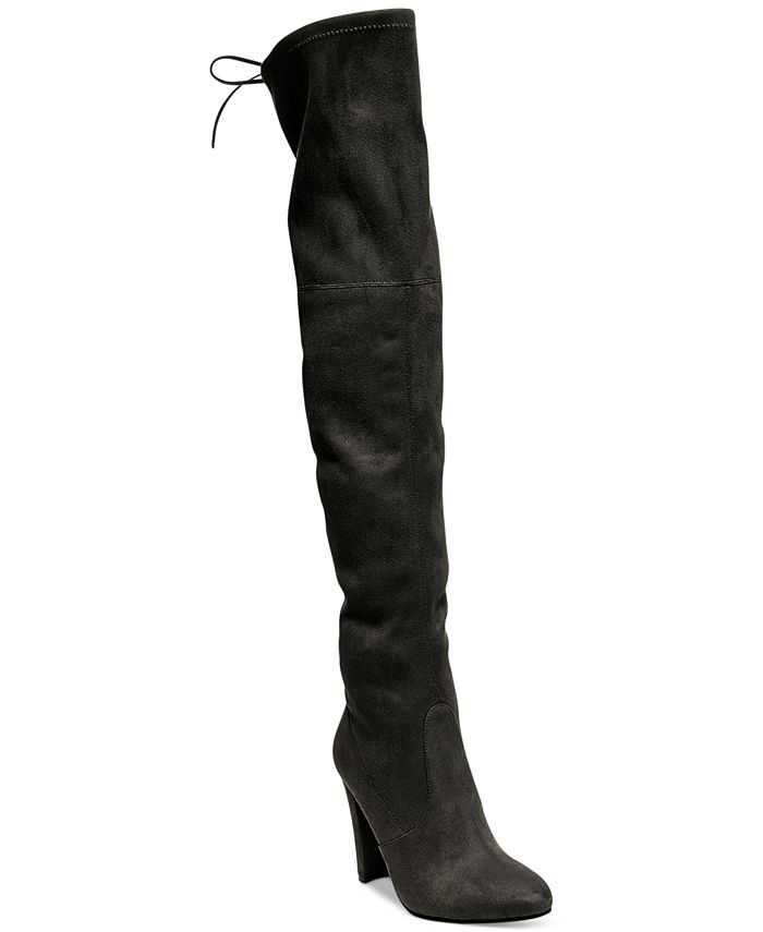 Steve Madden - Women's Gorgeous Over-The-Knee Boots