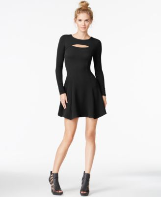 Bar 3 black dress fashion