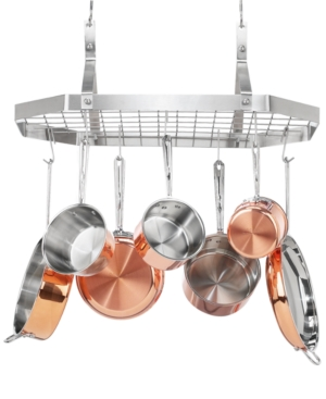 Cuisinart Chef's Classic Stainless Pot Rack, Octagonal Hanging