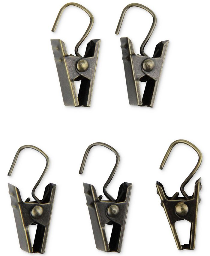 Rod Desyne - Set of 24 Clips with Hooks