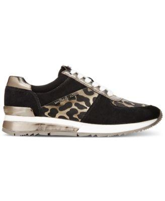 MICHAEL Michael Kors Allie Wrap Trainer Sneakers