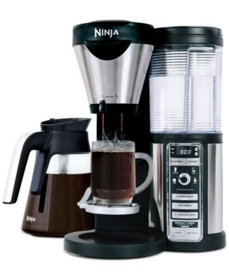 CLOSEOUT! Ninja CFO82 Coffee Bar Coffee Maker