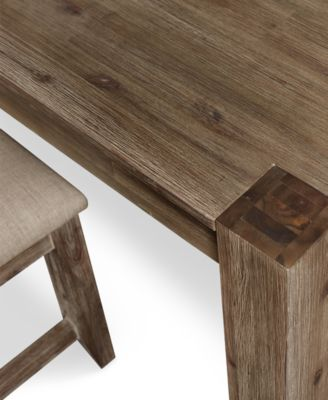 Canyon Dining Table Furniture Macys
