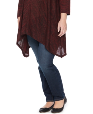 Motherhood Maternity Plus Size Slim-Leg Jeans plus size,  plus size fashion plus size appare