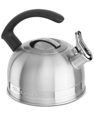 KitchenAid KTEN20CB 2-Qt. Porcelain Enameled Tea Kettle