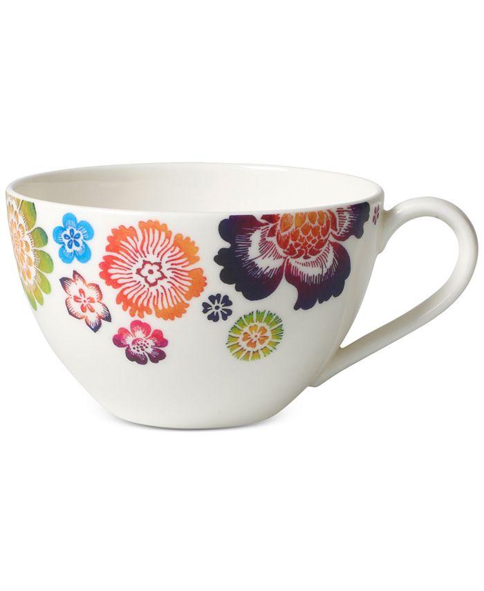 Villeroy & Boch - Bone Porcelain Anmut Bloom Breakfast Cup