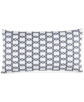 "Hotel Collection Modern Imperial 14"" x 26"" Decorative Pillow, Only at Macy's"