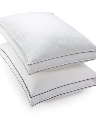 Hotel Collection Luxe Down-Alternative Medium-Density Standard/Queen Pillow, Only at Macy's