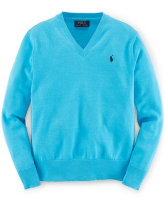 Ralph Lauren Boys Sweaters