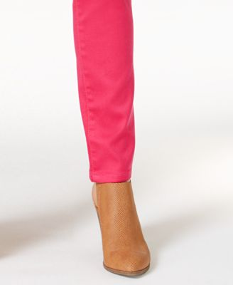 Celebrity Pink Jeans Juniors' Colored Skinny Jeans - Jeans ...