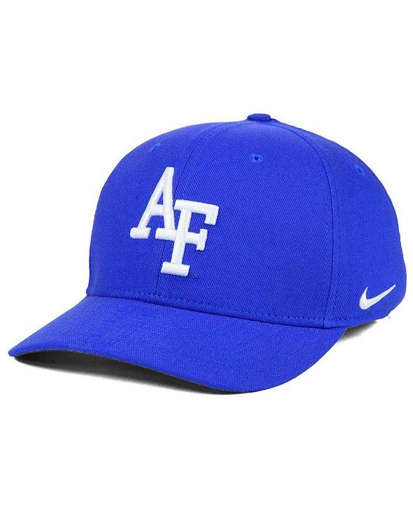 Nike Air Force Falcons Classic Swoosh Cap