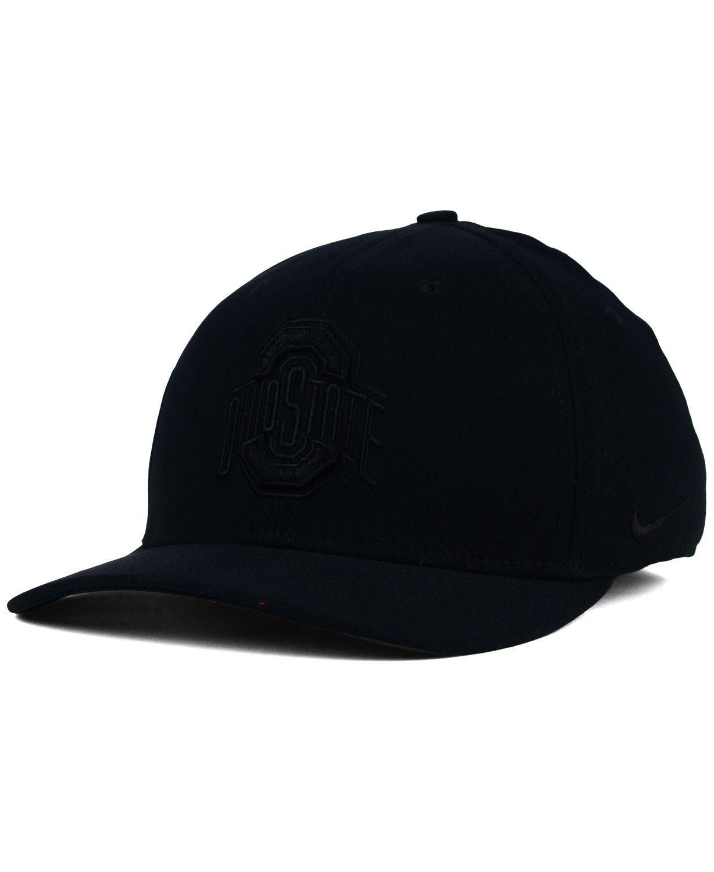 Nike Ohio State Buckeyes Classic Swoosh Cap & Reviews - Sports Fan Shop By Lids - Men - Macy's