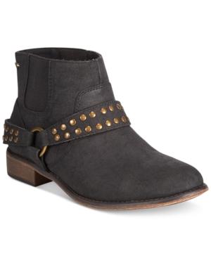Roxy Weaver Western Ankle Booties Women's Shoes