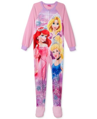 Girls Princess Pajamas Breeze Clothing