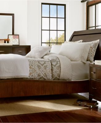 Morena King 3-Pc. Bedroom Set (Bed, Nightstand & Chest ...