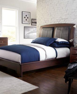 Bedroom Furniture Ventura ventura bedroom furniture, 3-pc. bedroom set (queen bed, dresser