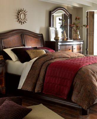 delmont bedroom furniture collection - Tribeca Bedroom Set