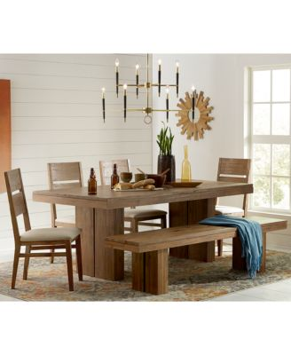 Great Champagne Dining Room Furniture Collection