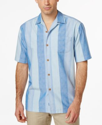 Tommy Bahama Hula Beach Stripe Shirt - Casual Button-Down Shirts ...