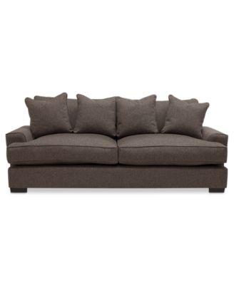 Nice Ainsley Fabric Sofa, Only At Macyu0027s