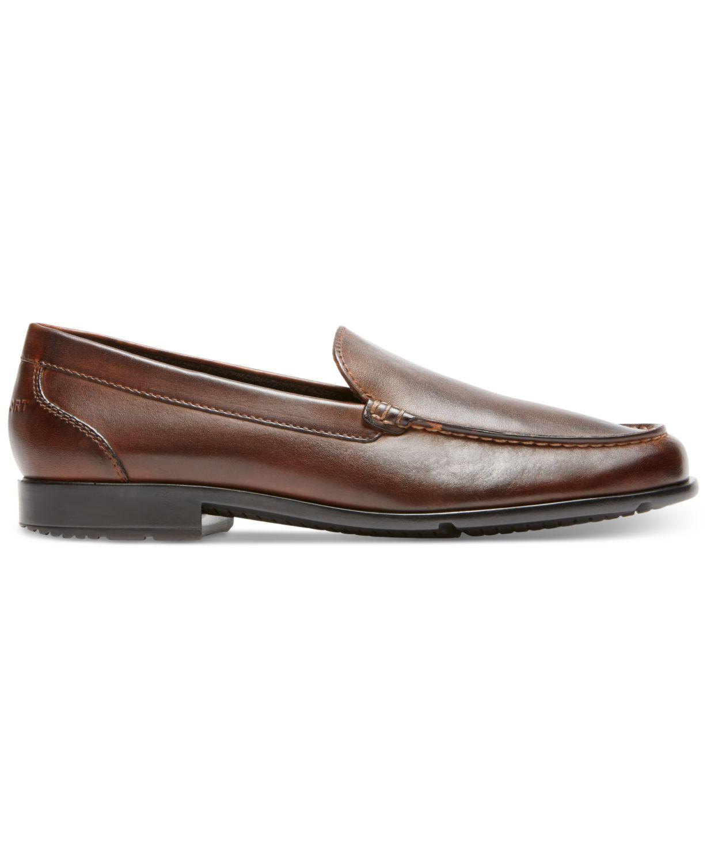 Rockport Men's Classic Loafer Venetian & Reviews - All Men's Shoes - Men - Macy's